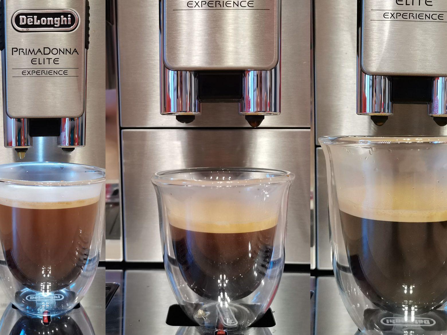 День чёрного кофе с PrimaDonna Elite: готовим, настраиваем, дегустируем